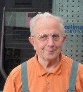Seniorchef Ernst Weidle
